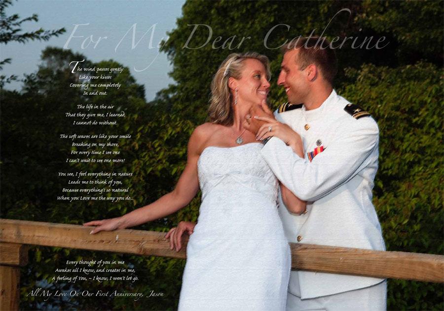 Wedding Gift, Military Memories