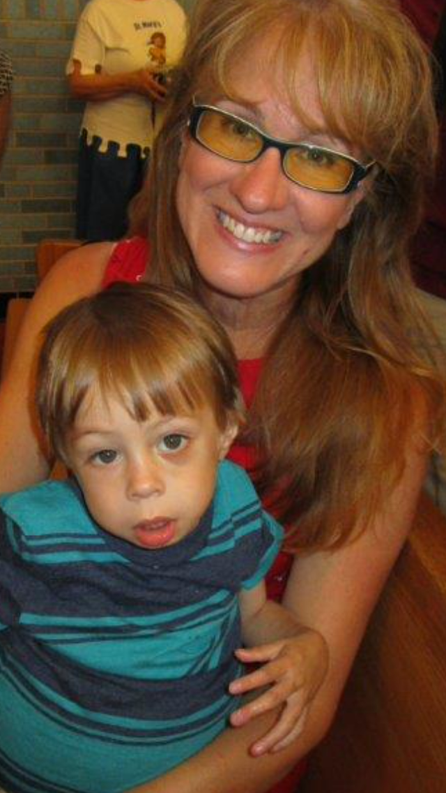 Lucas and aunt Kate